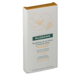 KLORANE - CREME D'EPILATOIRE APAISANTE A L'AMANDE DOUCE - 150 ML