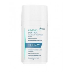 DUCRAY - HIDROSIS CONTROL - CREME ANTI-TRANSPIRANTE MAINS & PIEDS - 50 ML