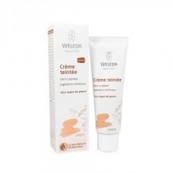 WELEDA - CREME TEINTEE - CLAIR - 30 ML