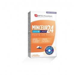FORTE PHARMA - MINCEUR 24 FORT MEN - LOT DE 2 X 28 COMPRIMES