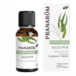 PRANAROM - LES DIFFUSABLES - EUCALY'PUR - 30 ML