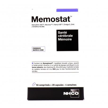 NHCO MEMOSTAT SANTE CEREBR 56CPR28CAPS