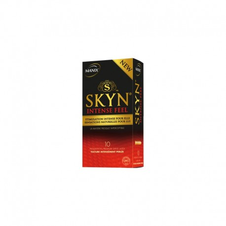MANIX SKIN INTENSE FEEL 10