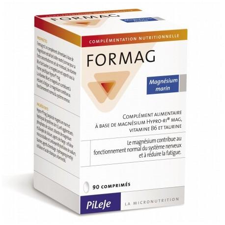 Formag magnésium marin - 90 comprimés PILEJE