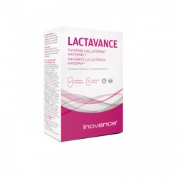 INOVANCE LACTAVANCE 30 COMPRIMES + 30 CAPSULES