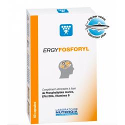ERGYFOSFORYL 60 CAPSULES NUTERGIA