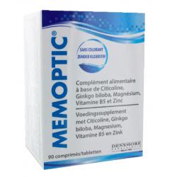 MEMOPTIC 90 COMPRIMES DENSMORE