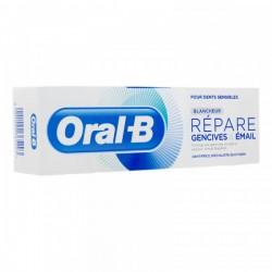 Oral B dentifrice Répare blancheur 75 ml