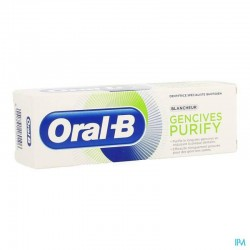 Oral-B® Gencives Purify nettoyage intense