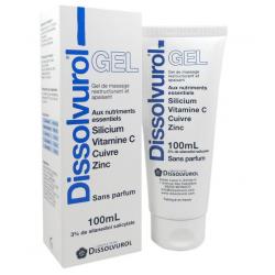 DISSOLVUROL GEL SILICIUM 100 ML