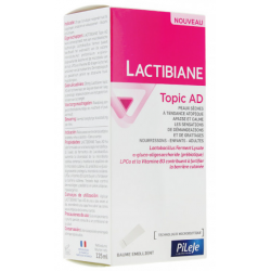 LACTIBIANE TOPIC AD BAUME EMOLLIENT 125ML