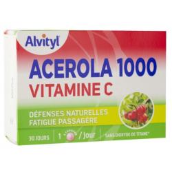 GOVITAL ACEROLA 1000 BT30 CP