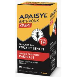 APAISYL XPERT ANTI-POUX ANTI-LENTE 200ML