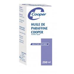 PARAFFINE HUILE COOPER 250ML