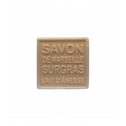 MKL SAVON DE MARSEILLE AU LAIT D'ANESSE 100G 1