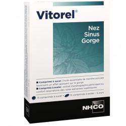 VITOREL 15 + 15 COMPRIMÉS INSPIRIA NHCO NUTRITION