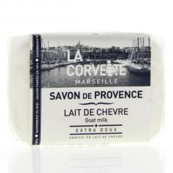 LA CORVETTE Savon pain lait de chèvre 100g