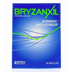 BRYSSICA Bryzanxil sommeil/anti-stress 30 gélules