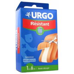URGO Résistant Bande à Découper Anti-Adhérente 6 cm x 1 m