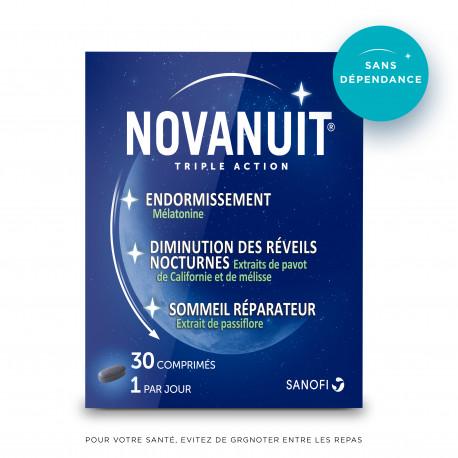 Novanuit Triple Action CPR BT30