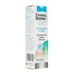 Euvanol Respire+ spray nasal 20 ml