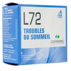 Lehning L72 solution buvable 30ml
