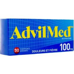 Advilmed 100mg 30 comprimés