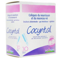 Cocyntal solution buvable unidoses