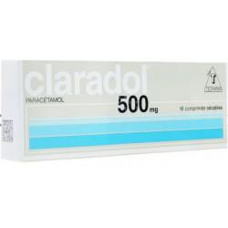 Claradol 500mg 16 comprimés