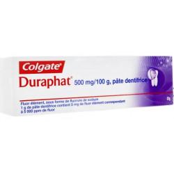 Colgate Duraphat dentifrice 51g