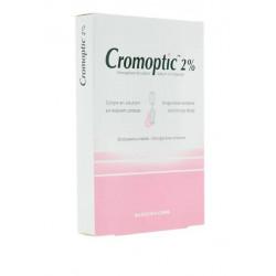 Cromoptic 2% collyre 30 unidoses