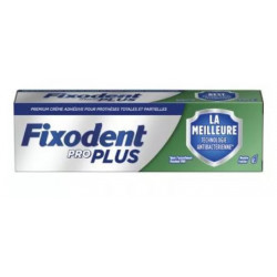 FIXODENT PRO DUO PROTECTION 40G ANTIBACTERIEN + ANTI PARTICULES