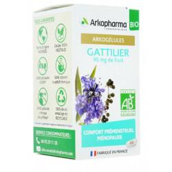 Arkogélules gattilier Bio 60 capsules
