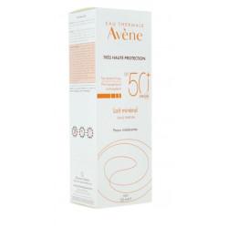 Avene lait minéral solaire SPF 50+ 100 ml
