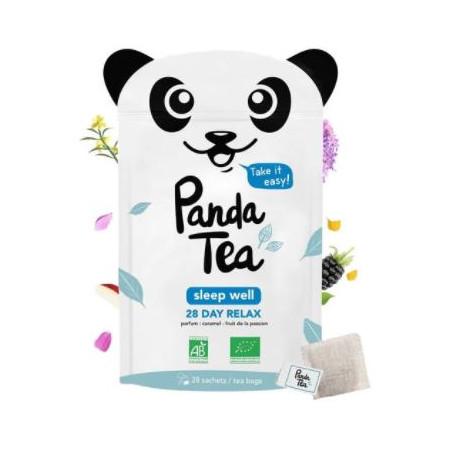 PANDA TEA SLEEP WELL BIO 28 SACHETS