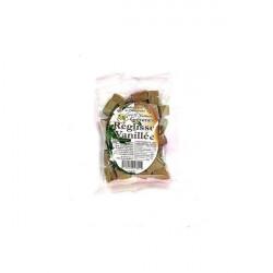 Le Comptoir du Pastillage Gommes Réglisse Vanillée 100g